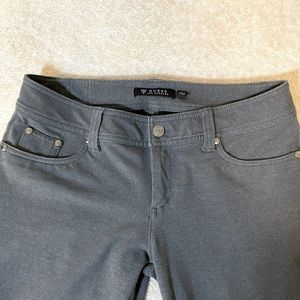 Guess Grey Stretchy Pants. Trousers. Size 29